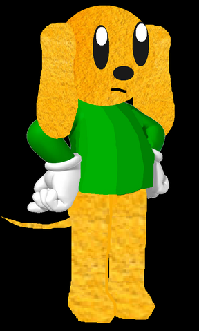 File:3D Johnny Dog.png