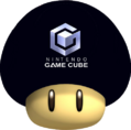 Gamecube Mushroom