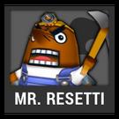 ACL -- Super Smash Bros. Switch assist box - Mr. Resetti
