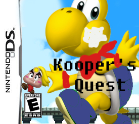 File:Kooper's quest boxart.jpg