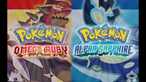 ORAS Style Pokémon Red, Blue, Green and Yellow Routes 24 and 25