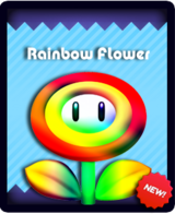 Super Mario & the Ludu Tree - Powerup Rainbow Flower