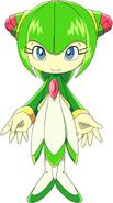 Sonic X Cosmo
