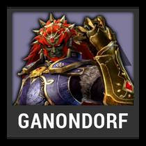 ACL -- Super Smash Bros. Switch character box - Ganondorf