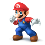 Mario (SSB Evolution)
