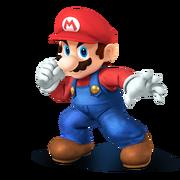 Mario SSB4 Alt