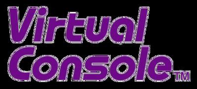 Virtual Console logo (V2)