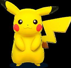 502px-SSB4 - Pikachu Artwork