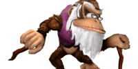 Cranky Kong (Super Smash Bros. Golden Eclipse)