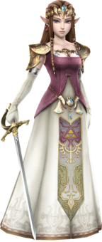 Hyrule Warriors Zelda TP Clothes