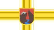 La Angostura's Flag