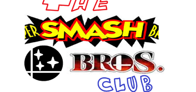 Logo to Smash Bros. Club
