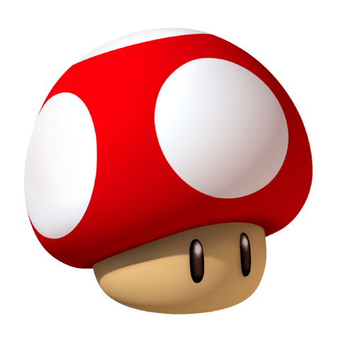 File:Super Mushroom SM3DL2.png