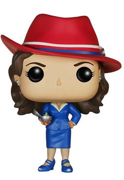 Agent Carter Funko Pop