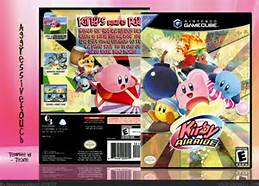 Kirby air ride U
