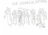 Andarislashers group (beta names & designs)