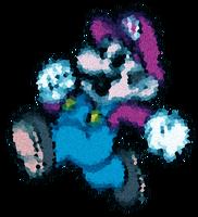 Distortion Mario