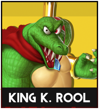 King K RoolSSBVupdated