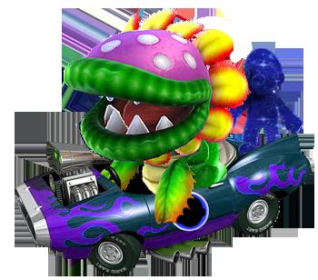 File:MKU Dino Piranha Cosmic Mario.png