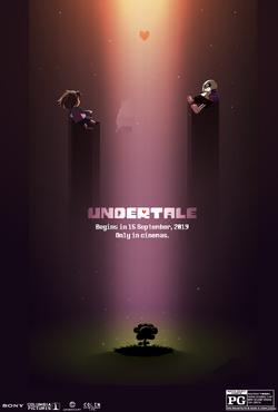 Undertale Movie Final Poster