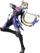 Sheik Goddess Harp (Hyrule Warriors)