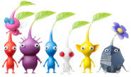 All Pikmin