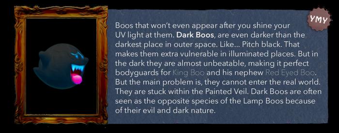 LM3 Enemy Info - Dark Boo
