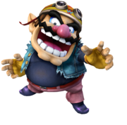 Wario(Clear)