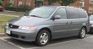 Honda Odyssey Classic
