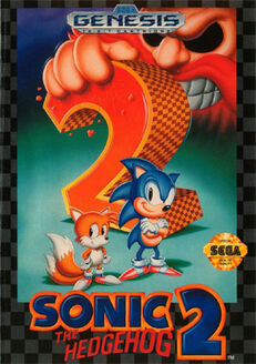 Sonic2 cover