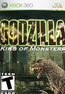Godzilla Cover Xbox 2