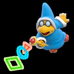 MagiKoopa - Super Mario 3D World