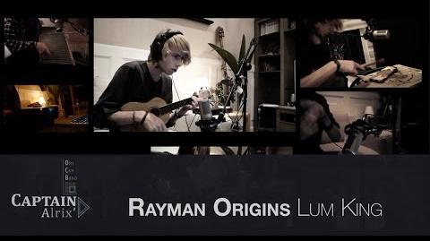 Rayman Origins - Lum King (OneCamBand Cover)