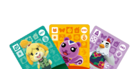Amiibo/Animal Crossing Cards
