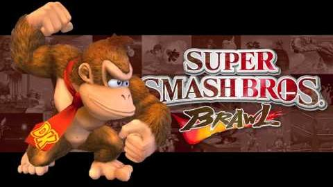 Donkey Kong (Super Smash Bros