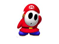 Shy Guy Mario