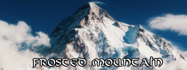 CeR Frosted Mountain