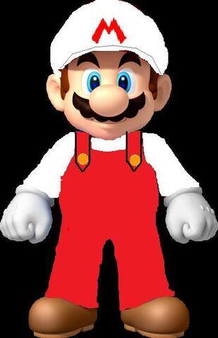 File:Fire Mario NSMBWii.jpg