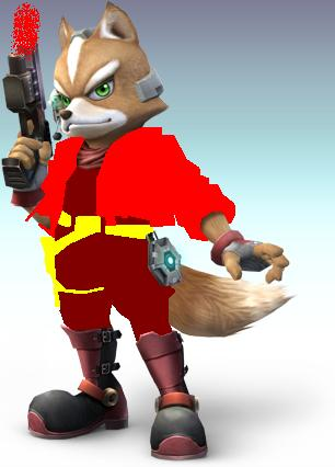 File:Fox McCloud with the Fire ability.jpg