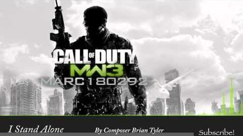 MW3 Soundtrack I Stand Alone