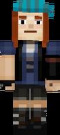 Minecraft Story Mode - Petra