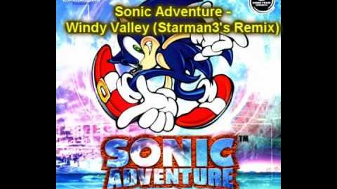 Sonic Adventure - Windy Valley (Starman3's Remix)