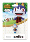 Amiibo - Animal Crossing - Rover - Box