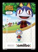 Amiibo - Animal Crossing - Rover - Box