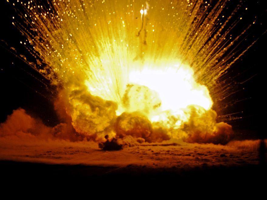 Explosion-Image-by-US-Department-of-Defense
