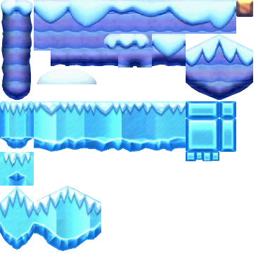 File:NSMBU Snow Tiles.png