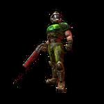 Doomguyrender