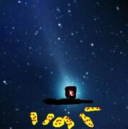 Fawful Comet Crashed STAROFLIFE