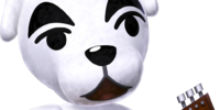 K.K. Slider (Super Smash Bros. Golden Eclipse)