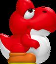 Red Baby Yoshi